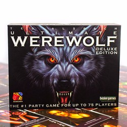 Bài ma sói Ultimate Deluxe WEREWOLF Việt Hóa bởi Winwinshop88