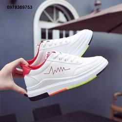 giày thể thao nữ thời trang _ Giày Nữ Đa Năng