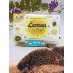 Gói uống đẹp da Lemon Collagen Thái Lan