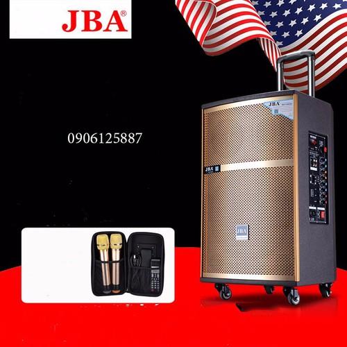 loa kéo vali di động JBA-A07 tặng 2 micro không dây - 5732643 , 9712465 , 15_9712465 , 5000000 , loa-keo-vali-di-dong-JBA-A07-tang-2-micro-khong-day-15_9712465 , sendo.vn , loa kéo vali di động JBA-A07 tặng 2 micro không dây