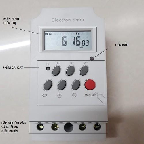 Công tắc hẹn giờ bật tắt thiết bị tự động KG 316T II - 10612951 , 9712030 , 15_9712030 , 88000 , Cong-tac-hen-gio-bat-tat-thiet-bi-tu-dong-KG-316T-II-15_9712030 , sendo.vn , Công tắc hẹn giờ bật tắt thiết bị tự động KG 316T II