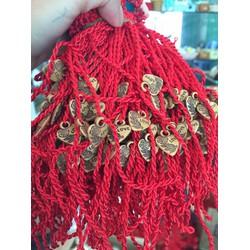 Bộ 50 sợi vòng đeo tay mặt gỗ