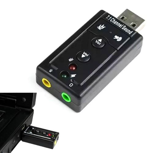 USB sound âm thanh virtual 7.1