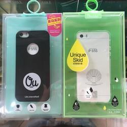 ốp lưng dẻo VU-case dành cho iphone 5