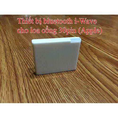 Thiết bị bluetooth i-Wave cho loa cổng 30 pin