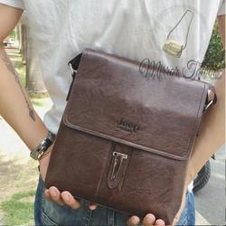 Túi đeo chéo đựng máy tính bảng nam đơn giản lịch lãm