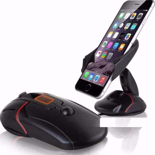 Giá kẹp điện thoại trên xe hơi - Giá kẹp điện thoại ô tô