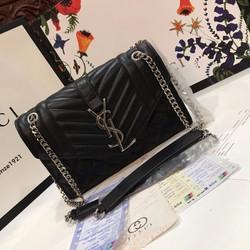 Túi xách nữ Y_S_L super không box TY0835003 hàng sale