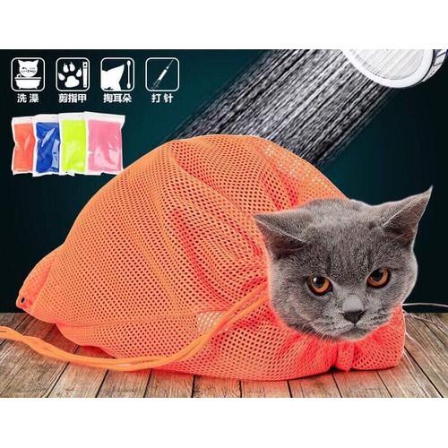 Túi giữ mèo đa năng loại dày