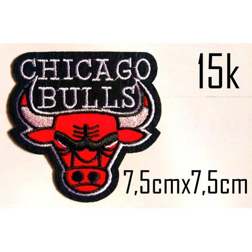 Sticker vải Bulls Chicago 237