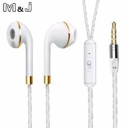 Tai nghe Xiaomi M J thiết kế sang trọng, âm thanh cực chất