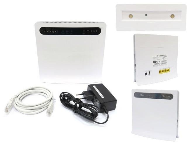 Huawei B593 U12 Thiết bị phát wifi 3G 4G Chuẩn LTE Tốc Độ Cao 16
