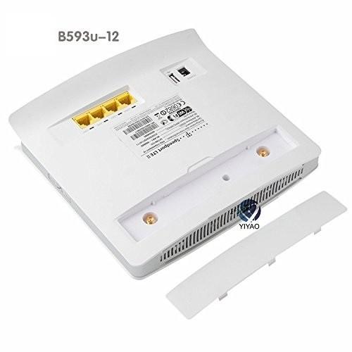 Huawei B593 U12 Thiết bị phát wifi 3G 4G Chuẩn LTE Tốc Độ Cao 6