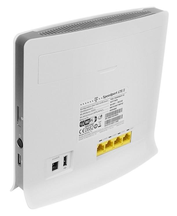 Huawei B593 U12 Thiết bị phát wifi 3G 4G Chuẩn LTE Tốc Độ Cao 12