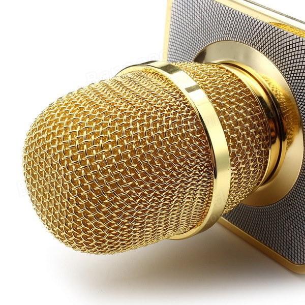 Micro Karaoke Không dây Bluetooth Loa Nhạc speakers PKCB-YS10 Cao Cấp 15