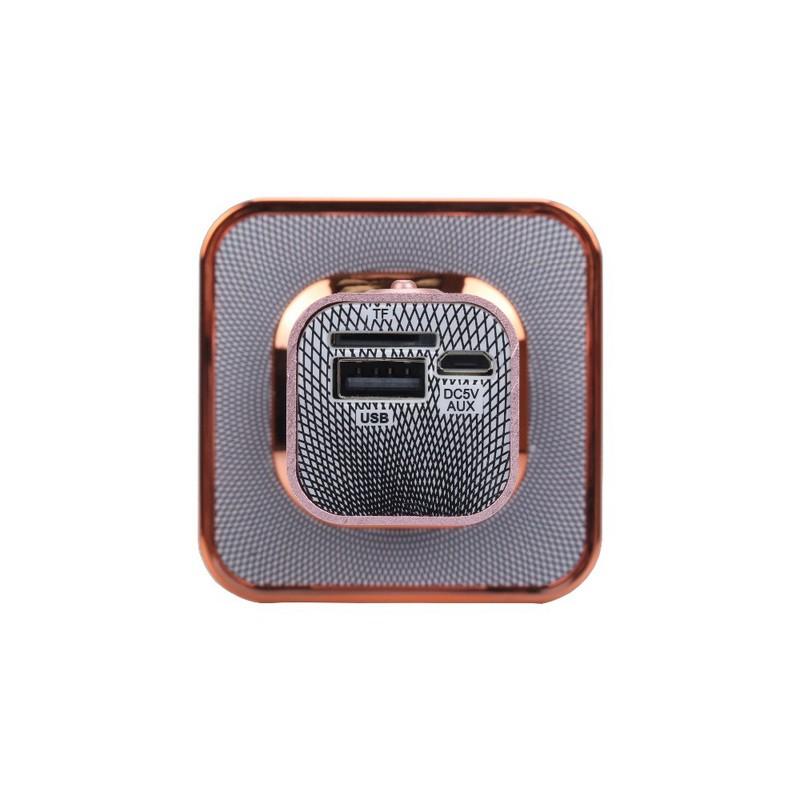 Micro Karaoke Không dây Bluetooth Loa Nhạc speakers PKCB-YS10 Cao Cấp 19