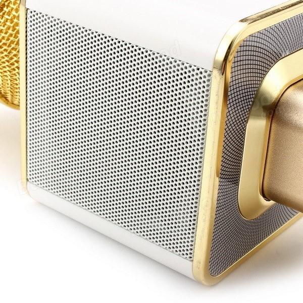 Micro Karaoke Không dây Bluetooth Loa Nhạc speakers PKCB-YS10 Cao Cấp 17