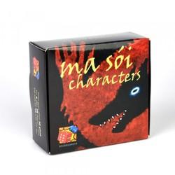 Boardgame - Ma Sói Characters Việt Hoá