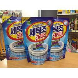 [Free Ship] - Combo 5 gói tẩy lồng máy giặt 450 gr
