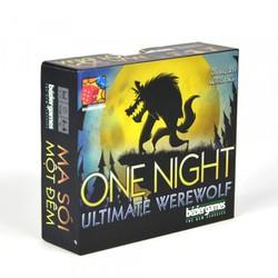 Boardgame - Ma Sói One Night Việt Hoá