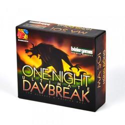 Boardgame - Ma Sói One Night Day Break