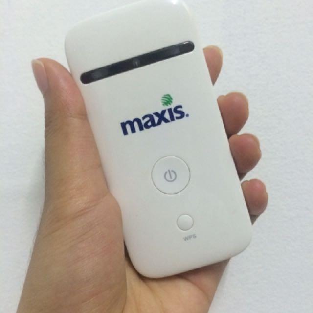 Thiết bị phát wifi 3G 4G PKCB Maxis MF65 Tốc Độ Cao 4