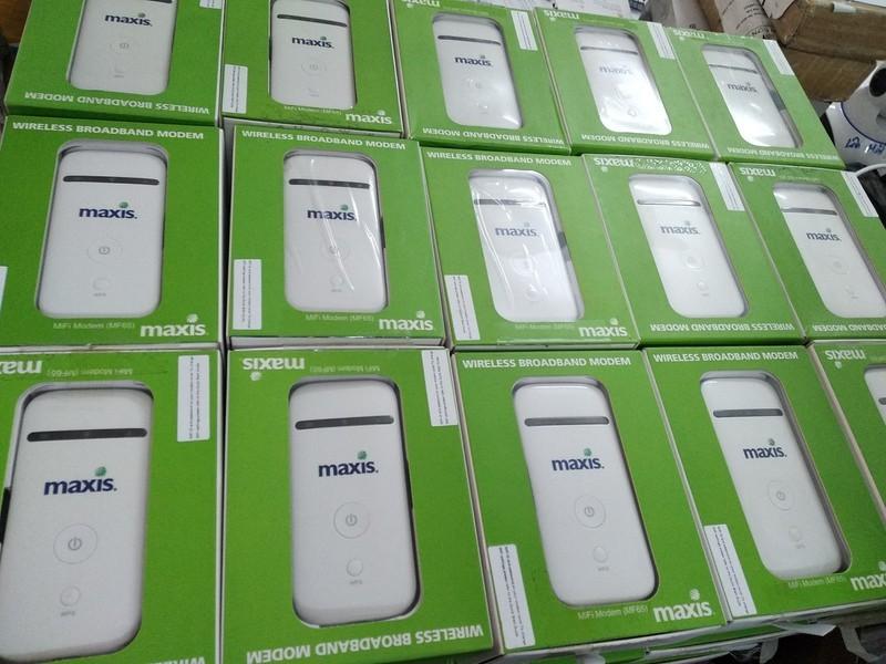 Thiết bị phát wifi 3G 4G PKCB Maxis MF65 Tốc Độ Cao 7