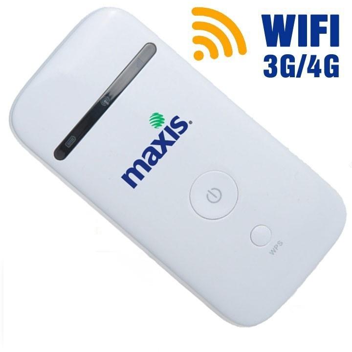 Thiết bị phát wifi 3G 4G PKCB Maxis MF65 Tốc Độ Cao 1