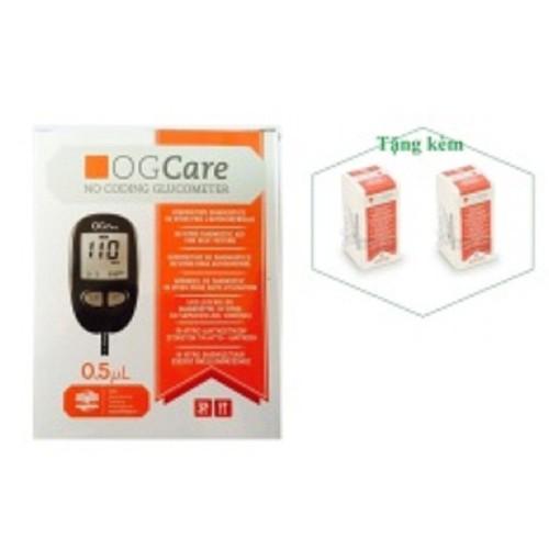 Máy đo đường huyết OGCare Tặng 2 hộp que thử 25 test - 5741527 , 9731714 , 15_9731714 , 829000 , May-do-duong-huyet-OGCare-Tang-2-hop-que-thu-25-test-15_9731714 , sendo.vn , Máy đo đường huyết OGCare Tặng 2 hộp que thử 25 test