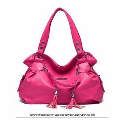 Túi xách thời trang nữ da mềm công sở hàng nhập - LN1534
