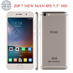 Điện thoại Zip 7 New màn 5.5 inch HD Ram 1GB - Rom 8GB