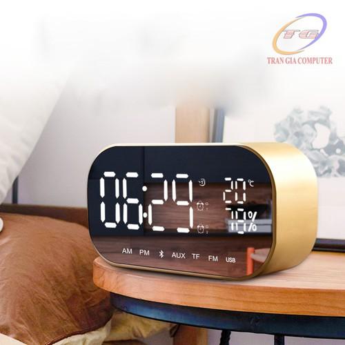 Loa bluetooth nghe đài FM kiêm đồng hồ báo thức Yayusi S2 - 5743262 , 9735015 , 15_9735015 , 430000 , Loa-bluetooth-nghe-dai-FM-kiem-dong-ho-bao-thuc-Yayusi-S2-15_9735015 , sendo.vn , Loa bluetooth nghe đài FM kiêm đồng hồ báo thức Yayusi S2