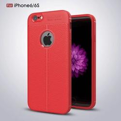 Ốp iPhone 6, iPhone 6S AutoFocus Giả da mềm, bền , đẹp