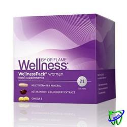 Thực phẩm chức năng dành cho nữ Wellness Pack Woman Oriflame