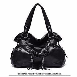 Túi xách thời trang nữ da mềm công sở hàng nhập - LN1533