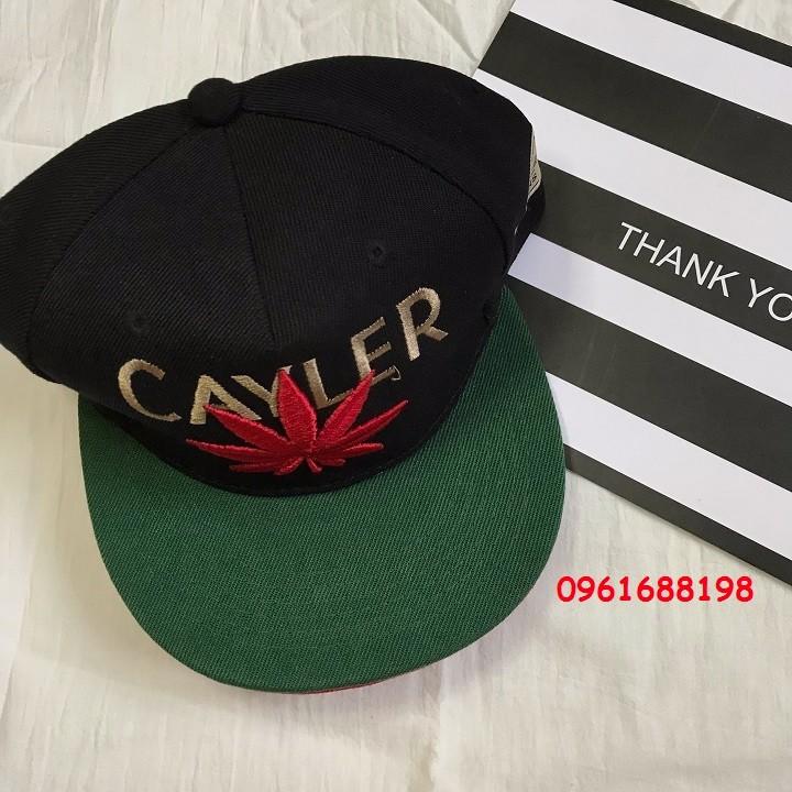 Mũ snapback Cayler Cannabis 1