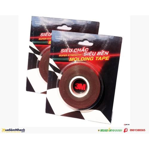 Băng keo 2 mặt cường lực dán đồ chơi xe hơi 3-M 4229P 12mmx3m - 5741591 , 9731813 , 15_9731813 , 55000 , Bang-keo-2-mat-cuong-luc-dan-do-choi-xe-hoi-3-M-4229P-12mmx3m-15_9731813 , sendo.vn , Băng keo 2 mặt cường lực dán đồ chơi xe hơi 3-M 4229P 12mmx3m