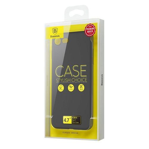 Ốp lưng baseus thin case cực mỏng 0.3mm cho iphone 6 plus - 12016545 , 19623830 , 15_19623830 , 70000 , Op-lung-baseus-thin-case-cuc-mong-0.3mm-cho-iphone-6-plus-15_19623830 , sendo.vn , Ốp lưng baseus thin case cực mỏng 0.3mm cho iphone 6 plus
