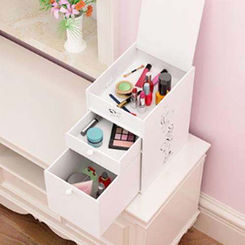 Tủ nhựa để đồ trang điểm - tủ để đồ trang điểm - tủ trang điêm