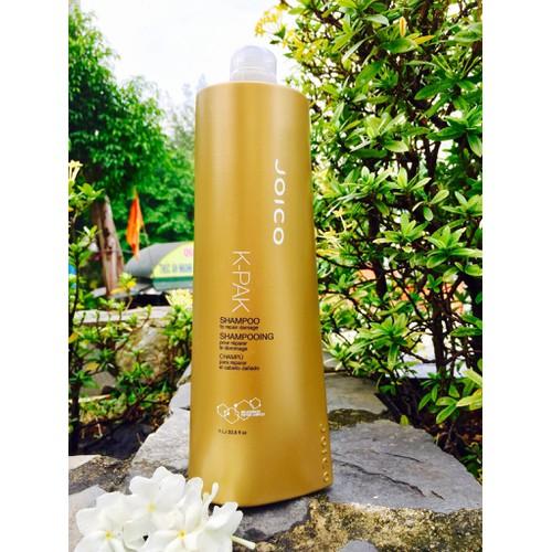 Dầu gội cho tóc nhuộm K-Pak Color Therapy Joico 1000ml