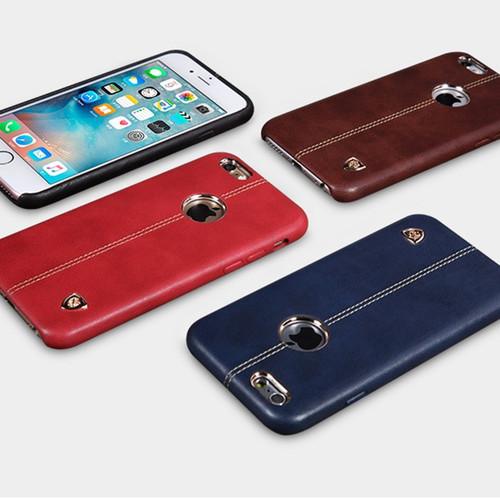 Ốp lưng da Nillkin Englon IPhone 6 6s Plus
