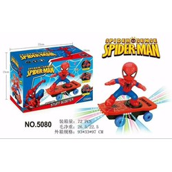 Bộ người nhện trượt pa tanh 360 độ