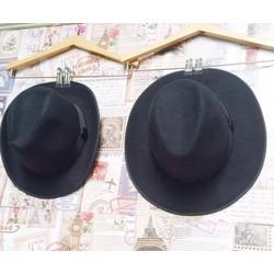 nón phớt mũ fedora thời trang