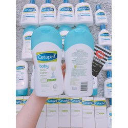 Sữa Dưỡng Thể Cetaphil Baby Daily Lotion