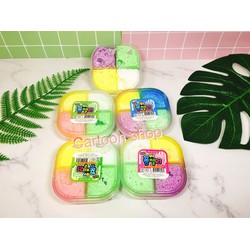 Slime hộp 4 màu siêu xinh