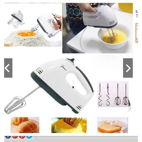 máy đánh trứng cầm tay siêu tiện lợi