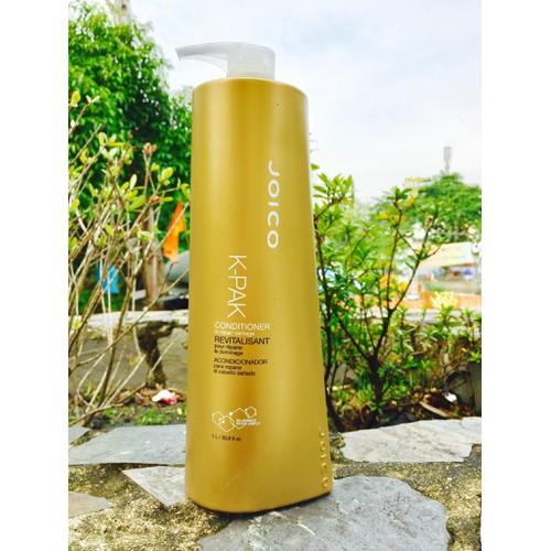 Dầu xả cho tóc nhuộm K-Pak Color Therapy Joico 1000ml