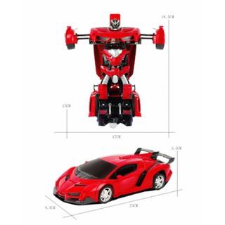 Xe robot biến hình cho bé [ĐƯỢC KIỂM HÀNG] - SHOPBAN1238VN thumbnail