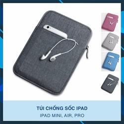Túi iPad, túi chống sốc iPad Air, Pro có ngăn phụ