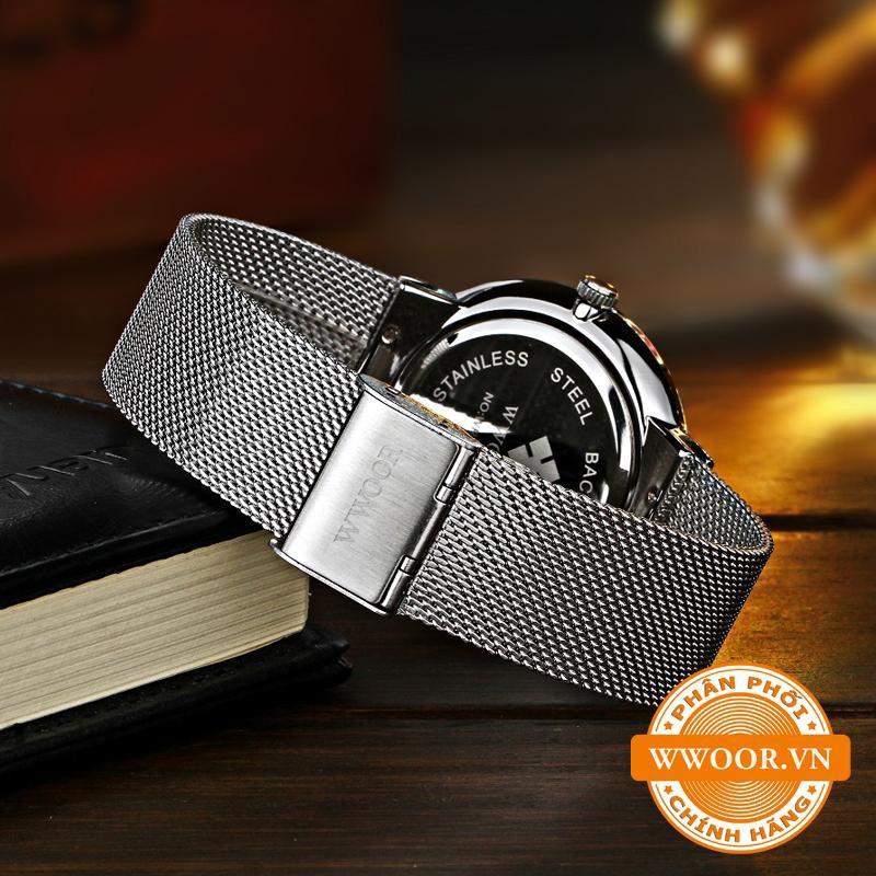 Đồng hồ thời trang nam WWOOR 8018, chính hãng 5